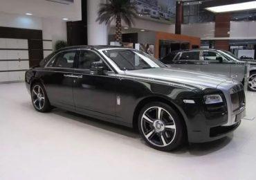 Rolls Royce Price in Pakistan 2021 Ghost Phantom Cullinan Wraith