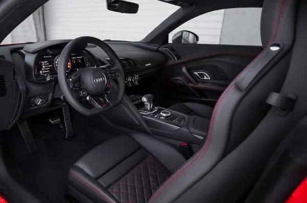 interior of this car